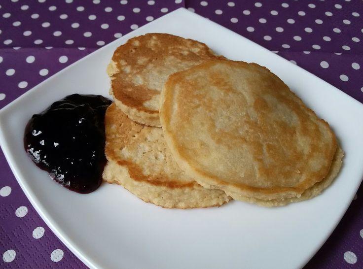 Betti gluténmentes konyhája: Paleo amerikai palacsinta