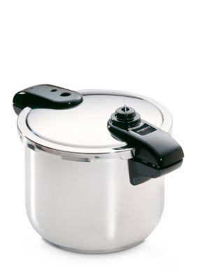 Presto  8-Qt. Stainless Steel Pressure Cooker - Silver - 256 Oz.