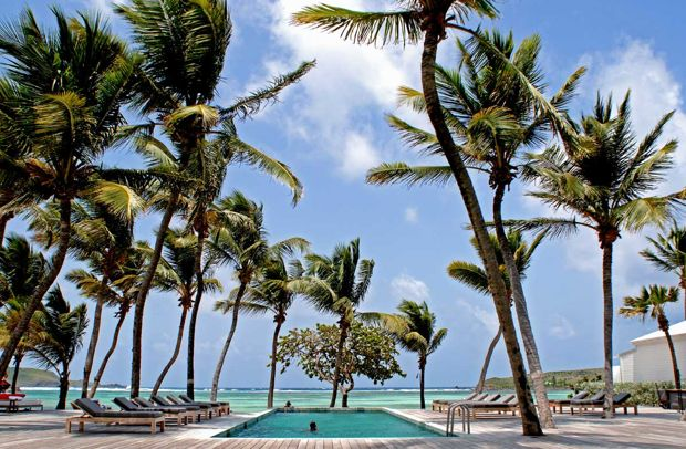 Le Sereno, a luxury hotel for active travelers in St. Barthelemy