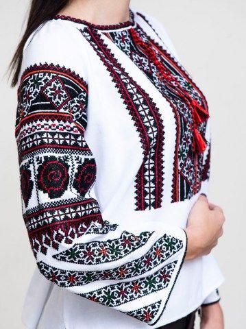Жіночі вишиванки – купити жіночу вишиванку ручної роботи на ETNODIM.COM.UA