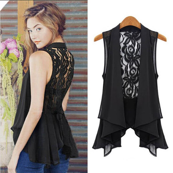 Cheap lace wigs with clips, Buy Quality clip smart directly from China lace frontal hair pieces Suppliers: 	Women Slim Asymmetric Chiffon Cardigan Vest Long Lace Clip Waistcoats	 NOTE: Please compare the detail sizes with