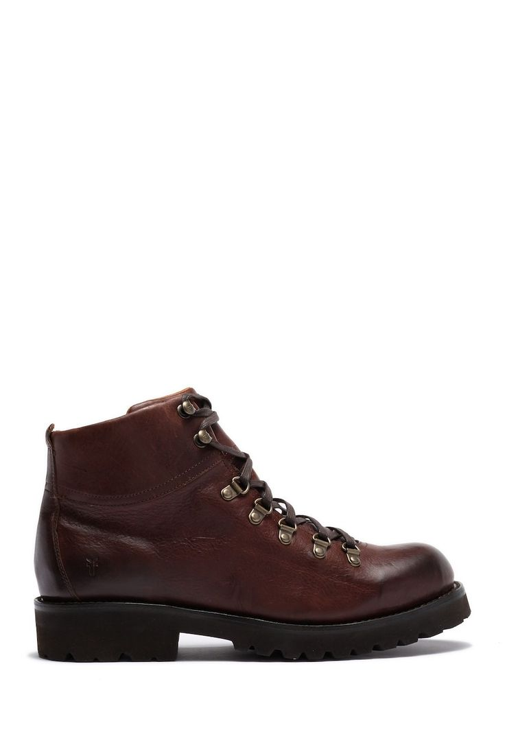 Frye Earl Leather Hiker Boot Nordstrom Rack Boots