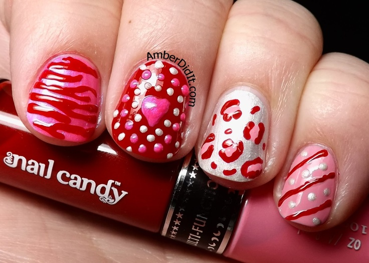 18 best Nail art and pretty hair images on Pinterest | Belle nails ...