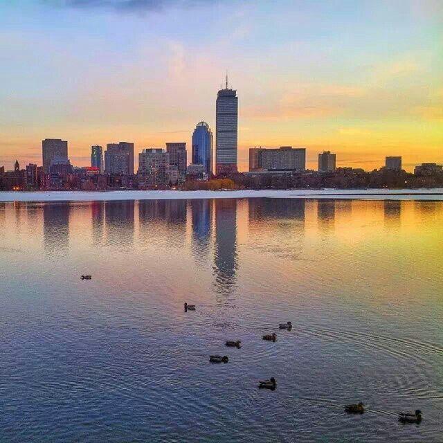 Boston Ma.