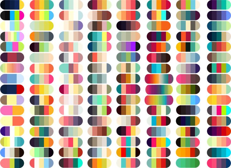 Pallet Masterpost by OtakuMutt Color and color pallet resources; More websites added