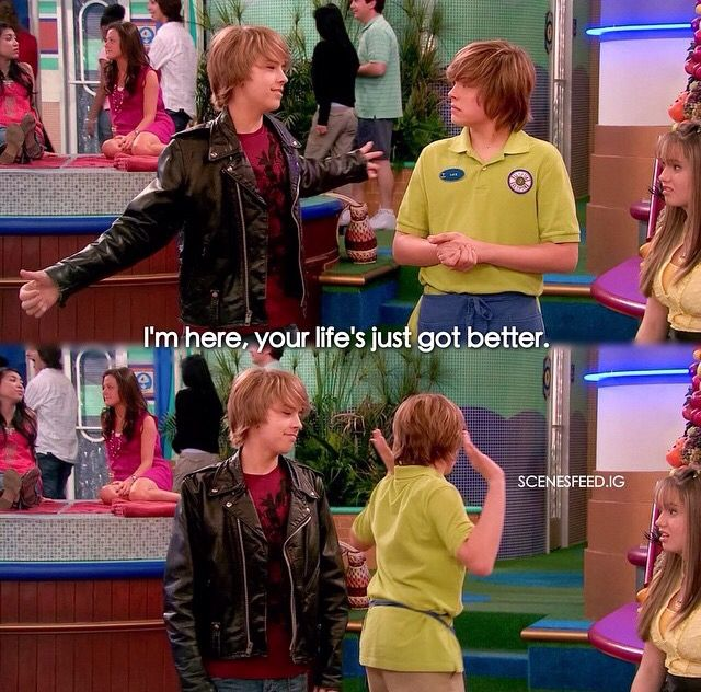 281 best The Suite Life On Deck images on Pinterest | Suite life ...