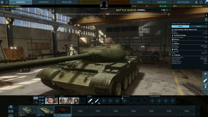 Armored Warfare is a Free Tanks Shooter MMO Game made by use of CryENGINE 3 technology