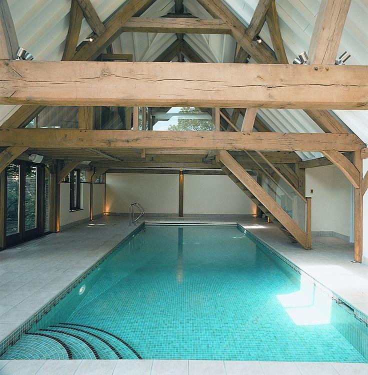 Zwemad in een huis, Wil ik ook wel.
