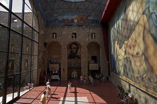 Dali Museum, Figueres Spain