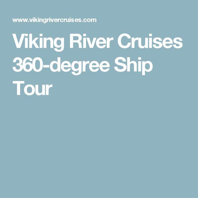 Viking River Cruises 360-degree Ship Tour