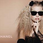 Chanel: Lottie Moss Campagna Pubblicitaria Occhiali