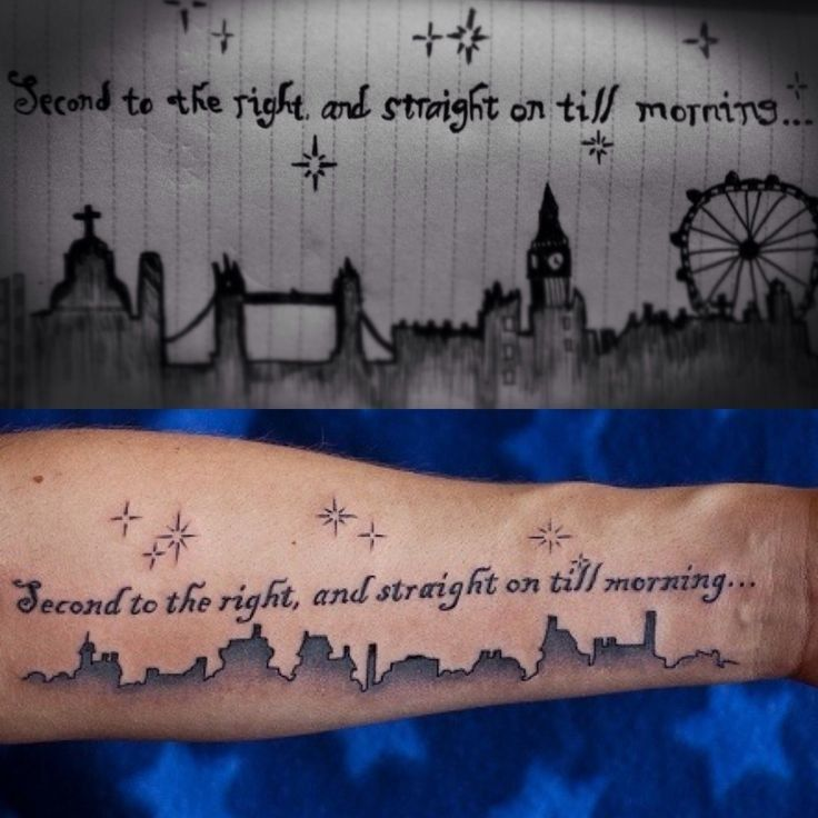 forearm tattoo quotes