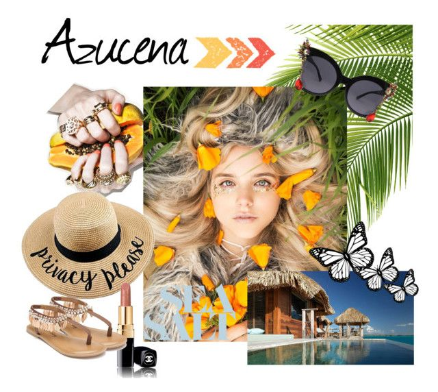 """Azucena"" by camilacaceresoma on Polyvore featuring Penny Loves Kenny"