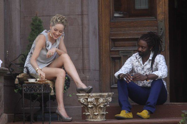 Gods Behaving Badly (2013) Nelsan Ellis & Sharon Stone
