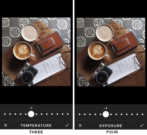 Tutorial: editing photos on your phone | VSCO Cam