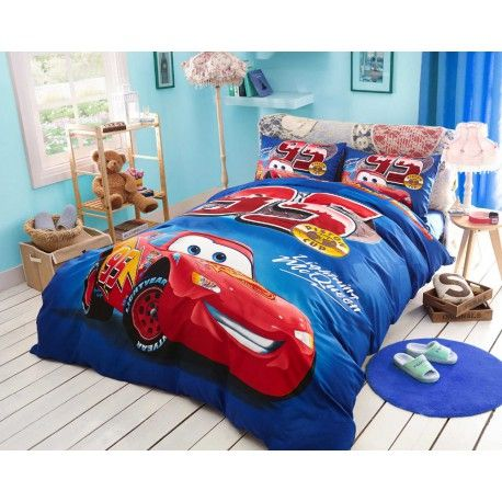 kinderbettw sche f r jungen lightning mcqueen cars 3d bettw sche disney cartoon online g nstig. Black Bedroom Furniture Sets. Home Design Ideas