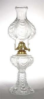 Antique Oil Lamps - You can find great deals at local antique shops.  Not only adds flair to the home, but functional in an emergency situation.