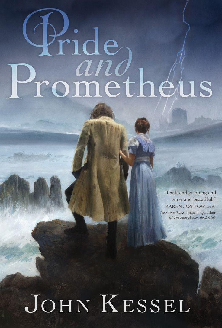 Jane Austen and Mary Shelley get Frankensteined together in John Kessel's achingly sincere new novel.So the nerdy sister from Pride and Prejudice and Frankenstein's monster walk into a bar...That is more or less the premise of John Kessel's Pride and Prometheus, which sees Mary Bennet, the dourest of