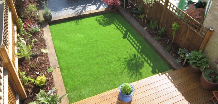 Image result for artificial grass timber edging