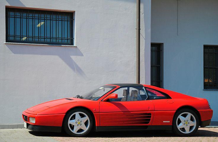 Ferrari 348 Ts ȇ�動車