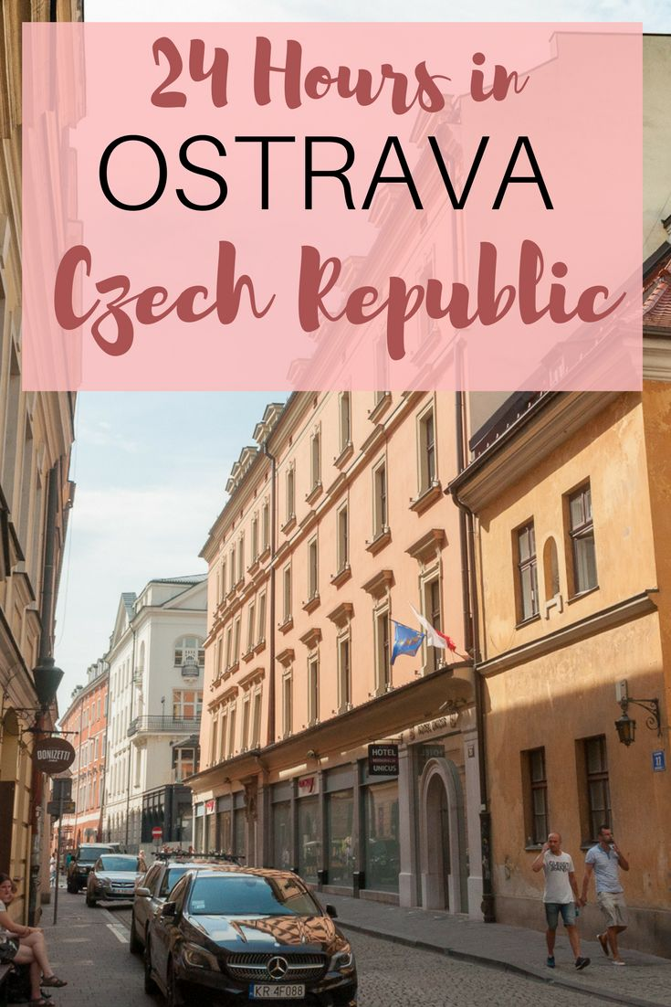 Just across the border from Poland, there's plenty to do in the Czech Republic city of Ostrava in just 24 hours.