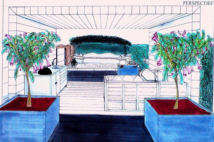 Garden Concept   2009