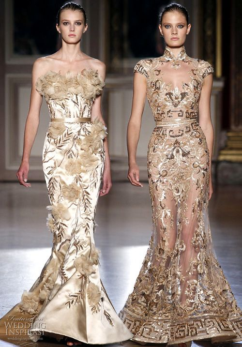 SHE LOVES FASHION:  Zuhair Murad