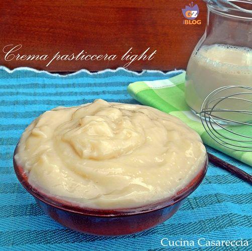 Crema+pasticcera+light