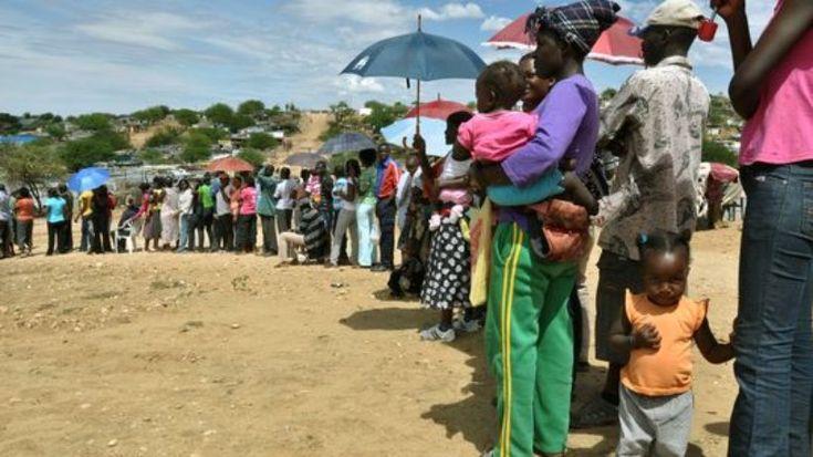 Kolonialgeschichte: Aus Deutsch-Südwestafrika wird Namibia |ZEIT ONLINE