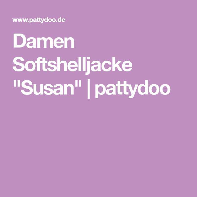 "Damen Softshelljacke ""Susan"" | pattydoo"