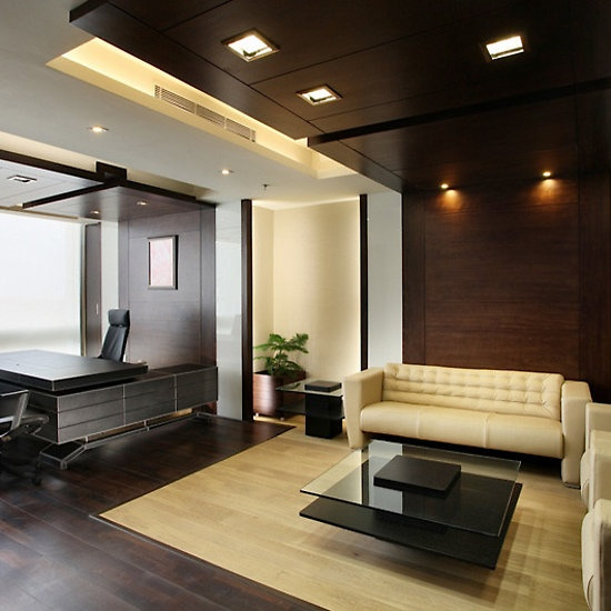 Office interior design firm india corporate interior for Corporate office layout design