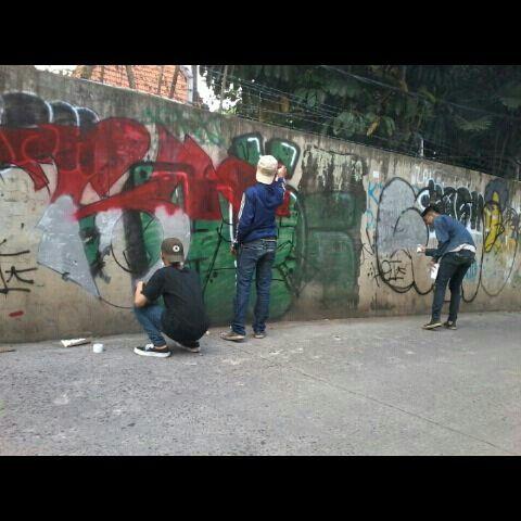 Sore2 berkarya #duart #crew #graffiti #streetart #vandalism #artnotcrime #BNR