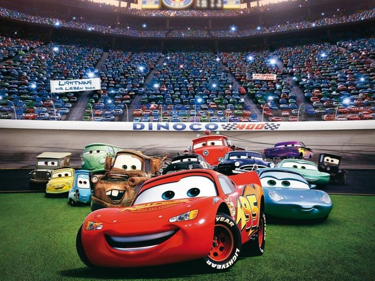 Vroom Vroom! 12 'Cars' Birthday-Party Ideas - ParentMap