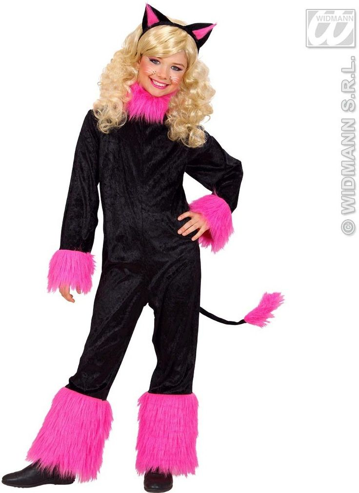 cat costumes for girls | Cat Girl Costume