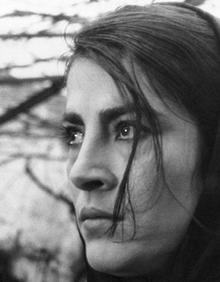 """Irene Papas en """"Zorba el griego"""" (Alexis Zorbas), 1964"""
