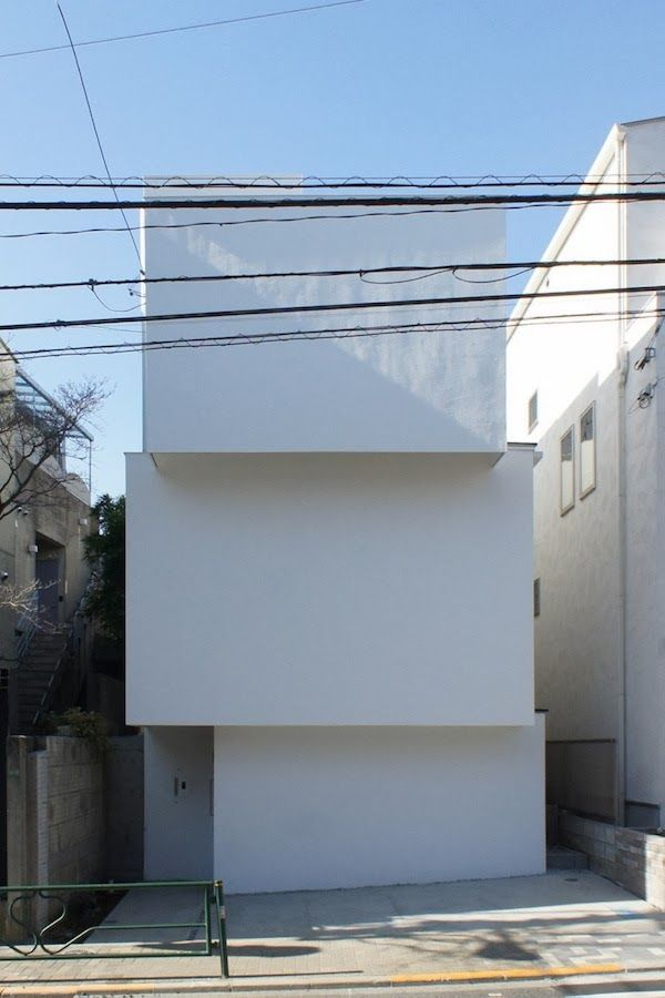 japan-architects.com: 富永哲史による「オビノイエ」