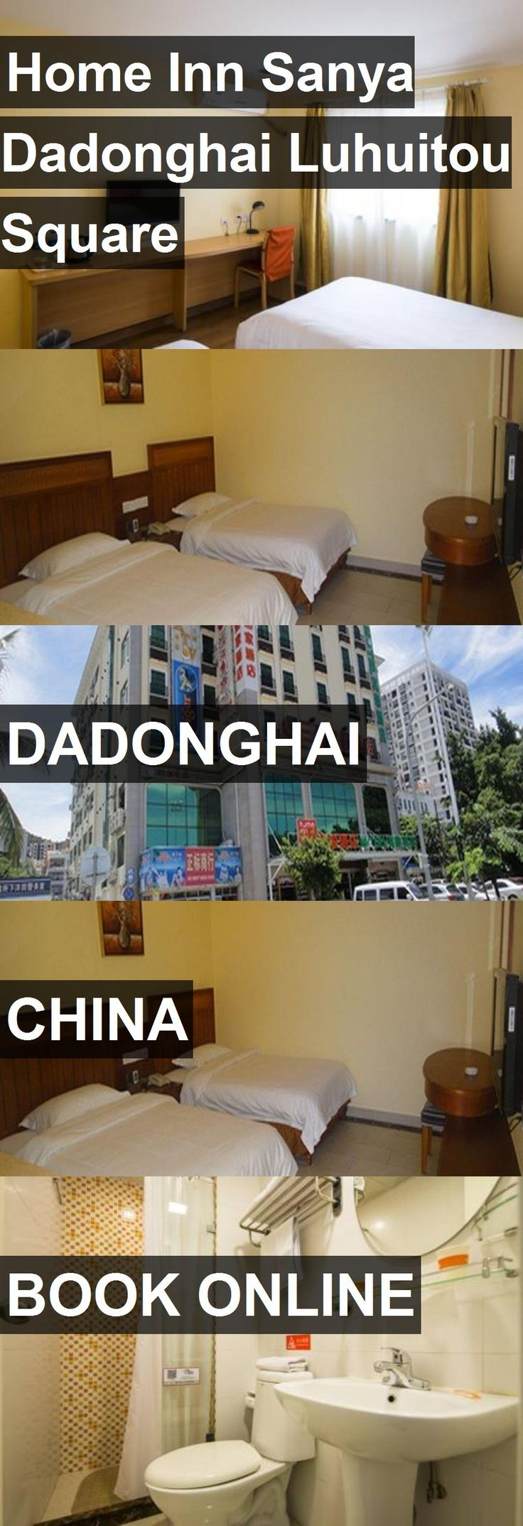 Hotel Home Inn Sanya Dadonghai Luhuitou Square in Dadonghai, China. For more information, photos, reviews and best prices please follow the link. #China #Dadonghai #travel #vacation #hotel