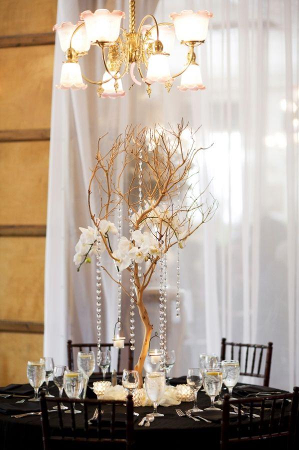 Vintage Wedding Centerpieces | White Wedding Flower Centerpieces | Bouquets And Brides