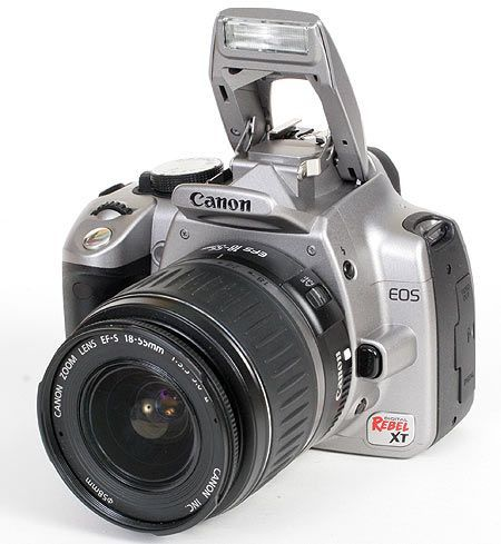 Guided Tour #1: Canon EOS Rebel XT Digital | Expert photography blogs, tip, techniques, camera reviews - Adorama Learning Center