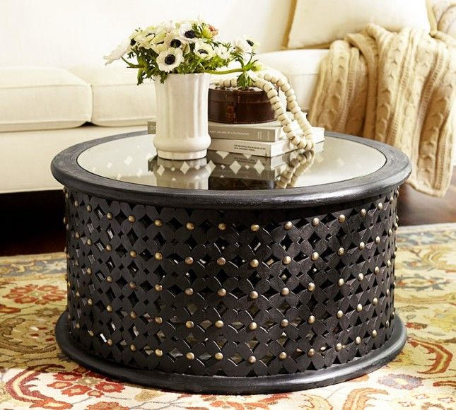 12 Best Circular Coffee Tables Images On Pinterest Round