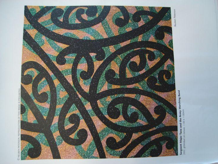 Maori Koru Art Pictures