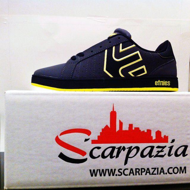 By @scarpazia http://www.scarpazia.com Scarpe Etnies Rockstar Fader LS