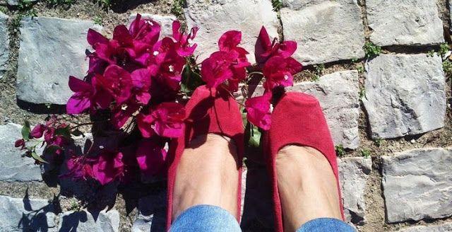 bebashoes: Um sapato é TEU quando reflete quem és