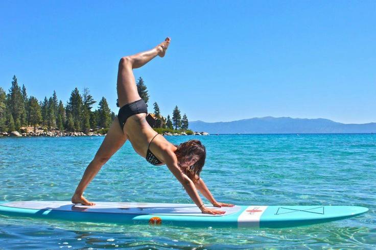 Wanderlust Tahoe 2012 Photo courtesy Boga Yoga Paddleboards