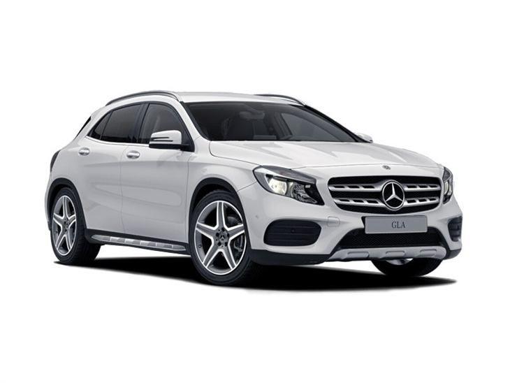 Mercedes Benz Gla 180 Amg Line Edition Car Leasing Nationwide