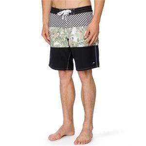 Rusty Indo Boardshorts Swimwear (Cream)