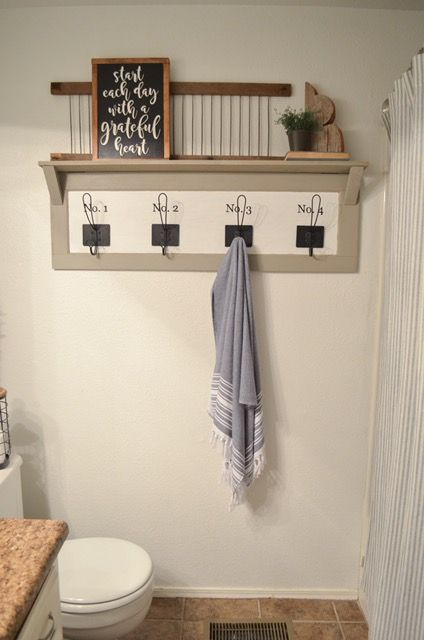 25 best ideas about bathroom rack on pinterest small bathrooms decor bathroom stuff and diy. Black Bedroom Furniture Sets. Home Design Ideas