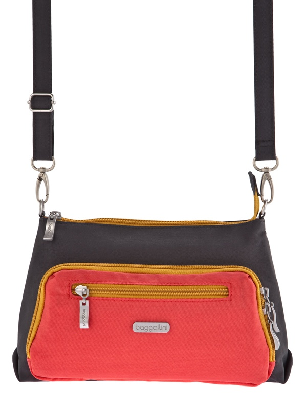 #orderisbeautiful with the baggallini everyday bagg. We call it espresso/tomato, what do you call it? #baggspiration