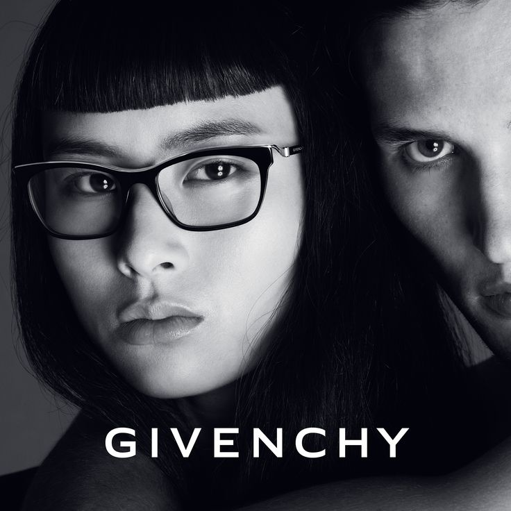 The latest in designer frames from Givenchy