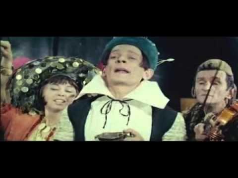 """Zi Una Mai Saltareata"" folk song from fantasy movie ""Harap Alb"""